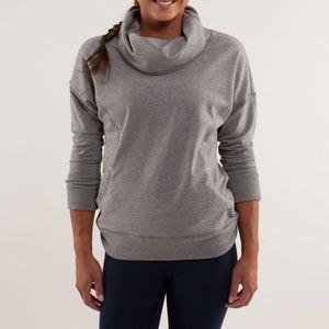 Lululemon Rest Day Cowlneck Sweatshirt